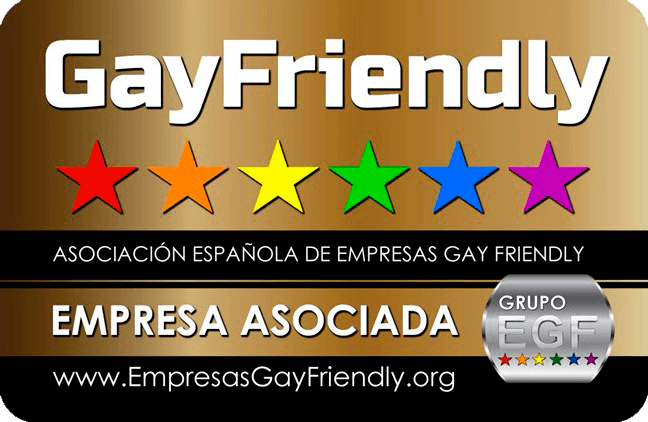 Gayfriendly-Distintivo