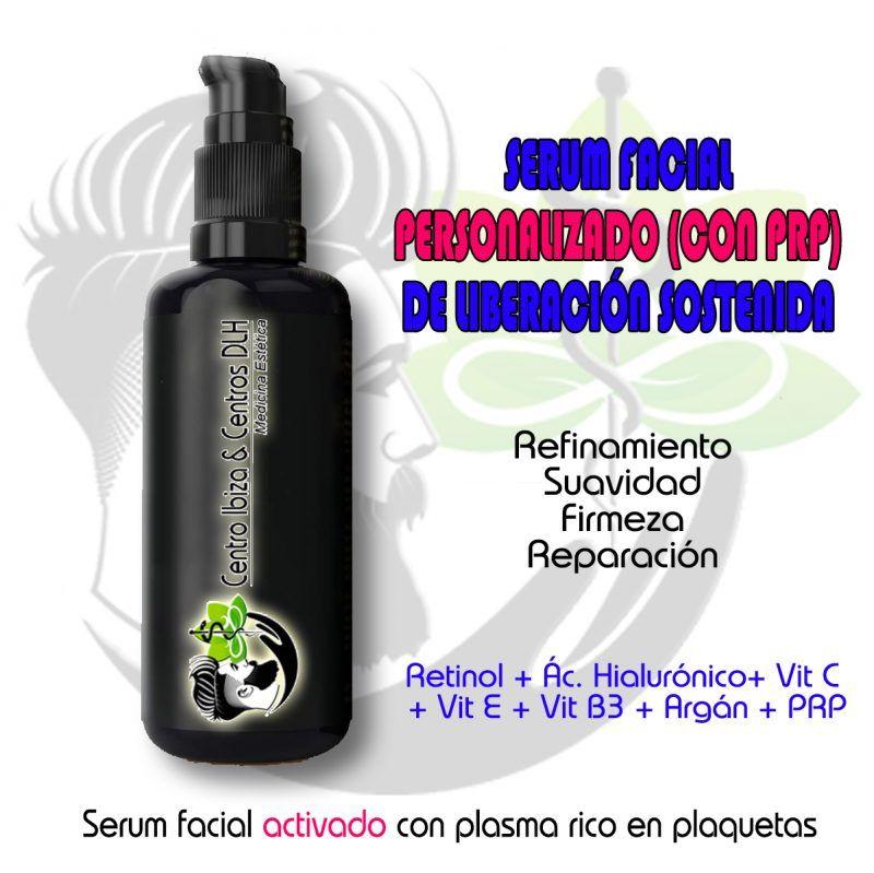 Serum-facial-personalizado-prp-hialurónico-vitamina c-retinol-vitamina a-vitamina e-vitamina b3-argan